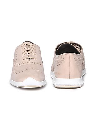 Cole Haan ZeroGrand Wingtip Closed Hole Oxford Sneakers