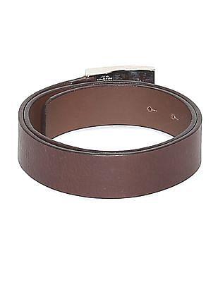 Gant Textured Leather Belt