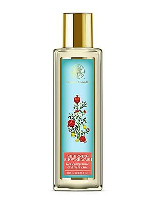 FOREST ESSENTIALS Silkening Shower Wash Iced Pomegranate & Iced Lime