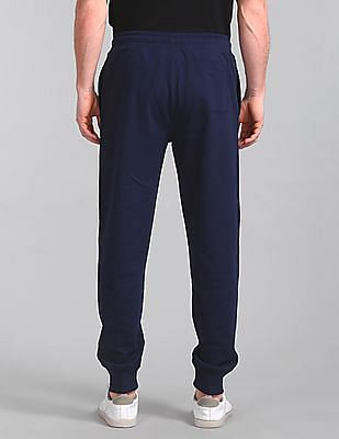 GAP Brand Embroidery Solid Joggers