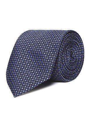 ce921bc5d7c6 Buy Men Jacquard Pattern Tie online at NNNOW.com