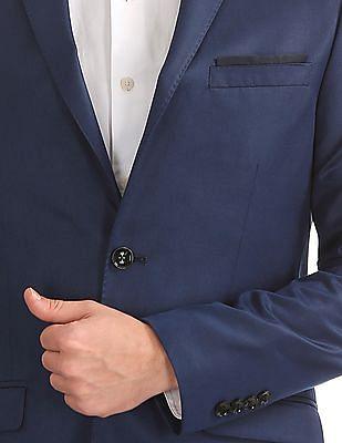 Arvind Regular Fit Single Breasted Suit