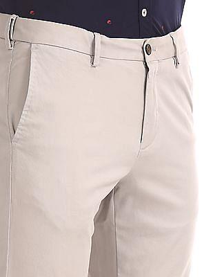 Arrow Sports Chrysler Slim Fit Autoflex Trousers