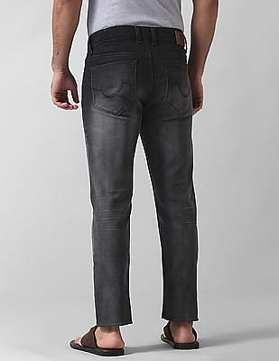 True Blue Modern Fit Whiskered Jeans