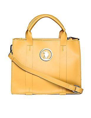 U.S. Polo Assn. Women Detachable Sling Strap Hand Bag