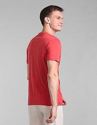 GAP Logo Distress Arch T-Shirt