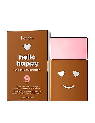 Benefit Cosmetics Hello Happy Soft Blur Foundation - 9