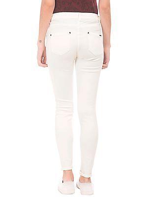 EdHardy Women Super Skinny Low Rise Jeans