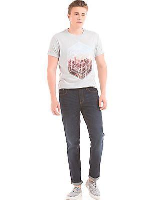 Aeropostale Graphic Print Cotton T-Shirt
