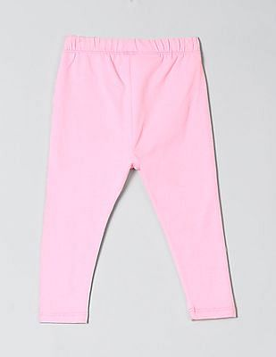 GAP Baby Solid Leggings in Stretch Jersey