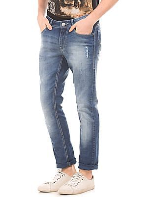 Flying Machine Washed Skinny Jeans