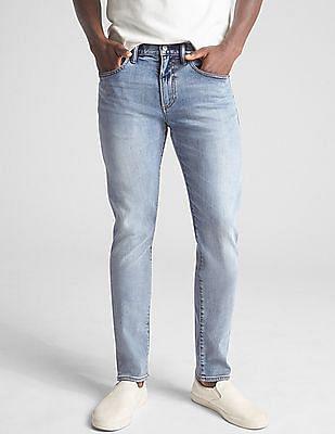 GAP Soft Wear Jeans In Skinny Fit With GapFlex