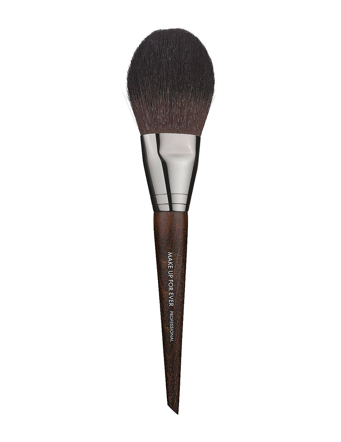 Buy MAKE UP FOR EVER 128 Precision Powder Brush - NNNOW.com