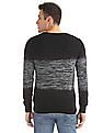 Ed Hardy Slim Fit Patterned Knit Sweater