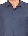 Excalibur Classic Fit French Placket Shirt