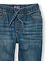The Children's Place Toddler Boy Denim Jogger Pants