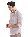 Nautica Slim Fit Striped Shirt