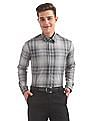 Arrow Newyork Slim Fit Check Shirt