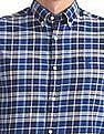 Gant Button Down Collar Check Shirt