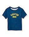 The Children's Place Baby Short Sleeve Printed Tee