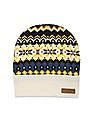 U.S. Polo Assn. Kids Boys Fair Isle Pattern Beanie