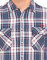 Cherokee Regular Fit Check Shirt