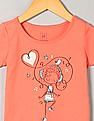 GAP Baby Short Sleeve Embellished Graphic Tee