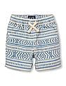 The Children's Place Baby Drawstring Waist Printed Shorts