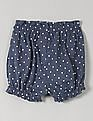 GAP Baby Blue Graphic Bow Shorts