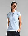 GAP Solid Pique Polo Shirt