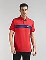 GAP Logo Jersey Polo Shirt