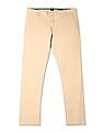 Ruggers Urban Slim Fit Patterned Trousers