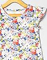 GAP Toddler Girl Flutter Peplum Top