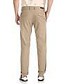 Ruggers Modern Slim Fit Solid Trousers