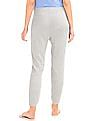 GAP Women Grey French Terry Logo Joggers