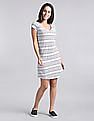 GAP V-Neck T-Shirt Dress