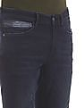 U.S. Polo Assn. Denim Co. Blue Dark Wash Lightly Distressed Jeans
