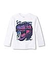 The Children's Place Boys Long Sleeve Graphic Tee