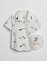 GAP Baby Dino Short Sleeve Shirt