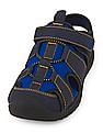 The Children's Place Boys Blue Grizzly Sandals