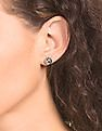 Aeropostale Plated Stud Earrings - Pack Of 9