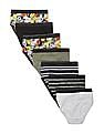 The Children's Place Assorted Boys Sport Briefs - Pack Of 7